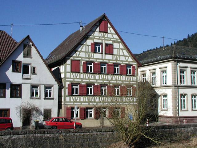 Altes Schulhaus Bachstraße 5 | Weitere Info: www.zollmatt.de